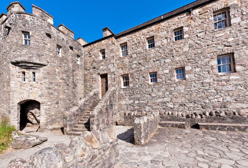 Eilean Donan Castle, Scotland stock photos