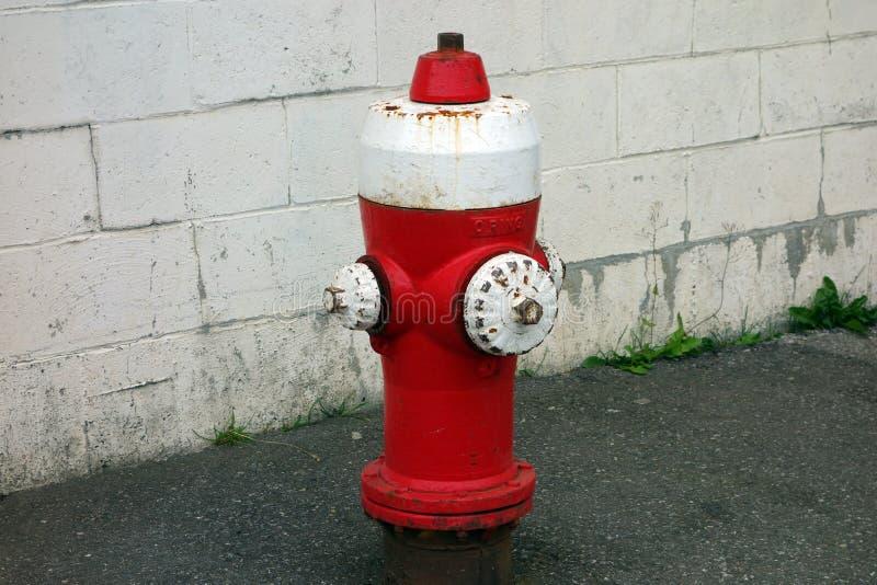 Ein alter Hydrant stockfoto
