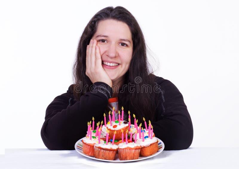 Ein anderer Geburtstag lizenzfreie stockfotografie