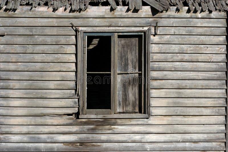 Ein anderes altes Fenster stockbild