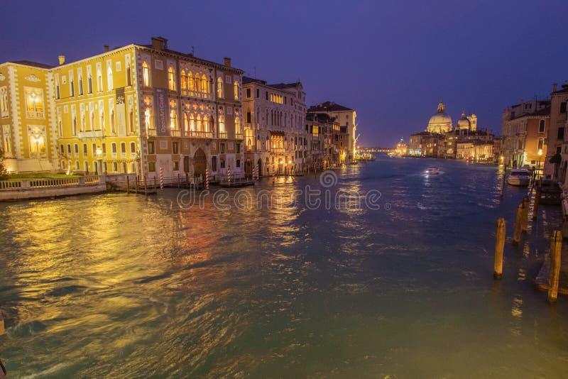 Ein Besuch von Venedig, wenn die Touristen nicht dort sind lizenzfreie stockbilder