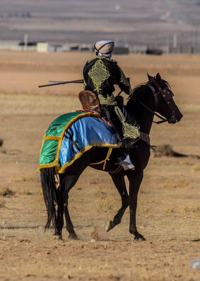Ein Bild von Reitershows stockbilder