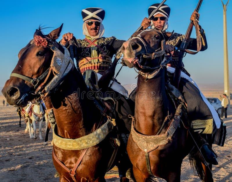 Ein Bild von Reitershows lizenzfreie stockbilder