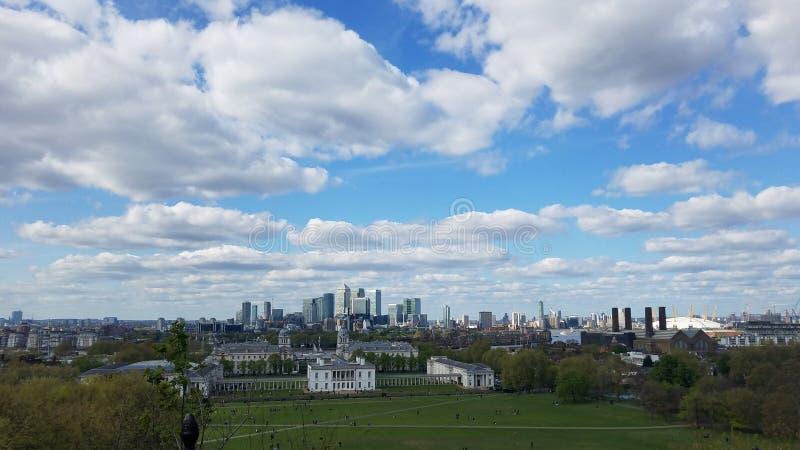 Ein Blick in London lizenzfreies stockfoto