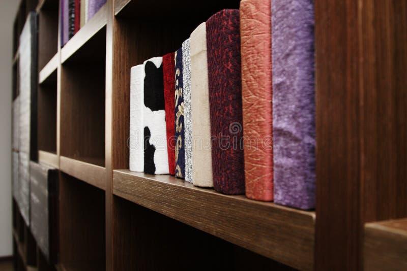 Ein Buchkasten lizenzfreies stockfoto
