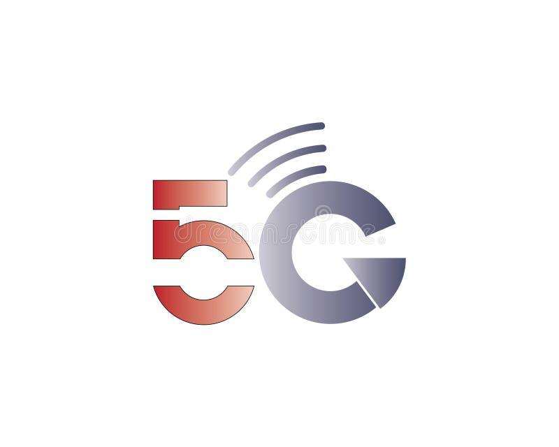 Ein Buchstabe 5G lte für Verbindung stockfotos