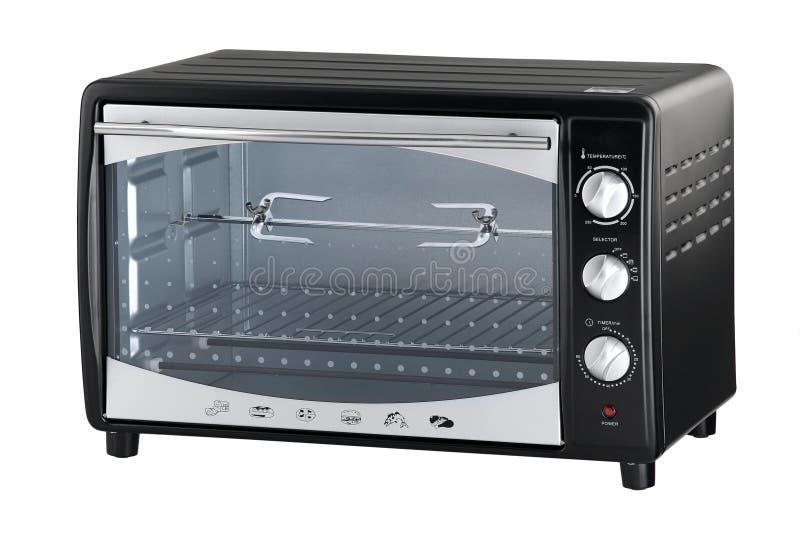Ein elektrischer Ofen stockfoto