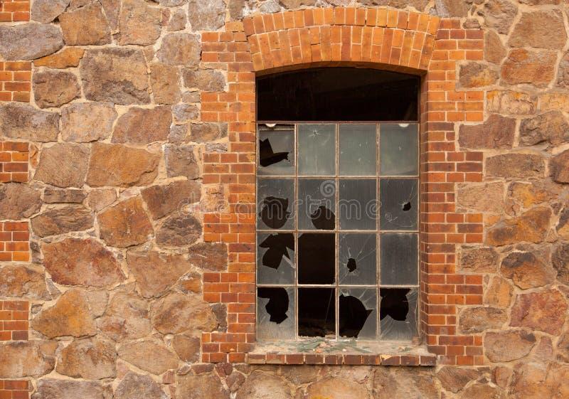 Download Ein Fenster In Einer Alten Wand Stockbild - Bild von stonework, ziegelstein: 26366269