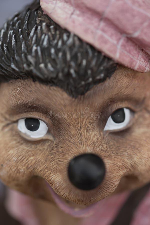Ein frecher Fuchs lizenzfreie stockfotos