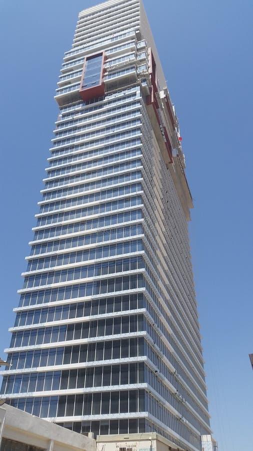 Ein Gebäude lizenzfreie stockfotografie