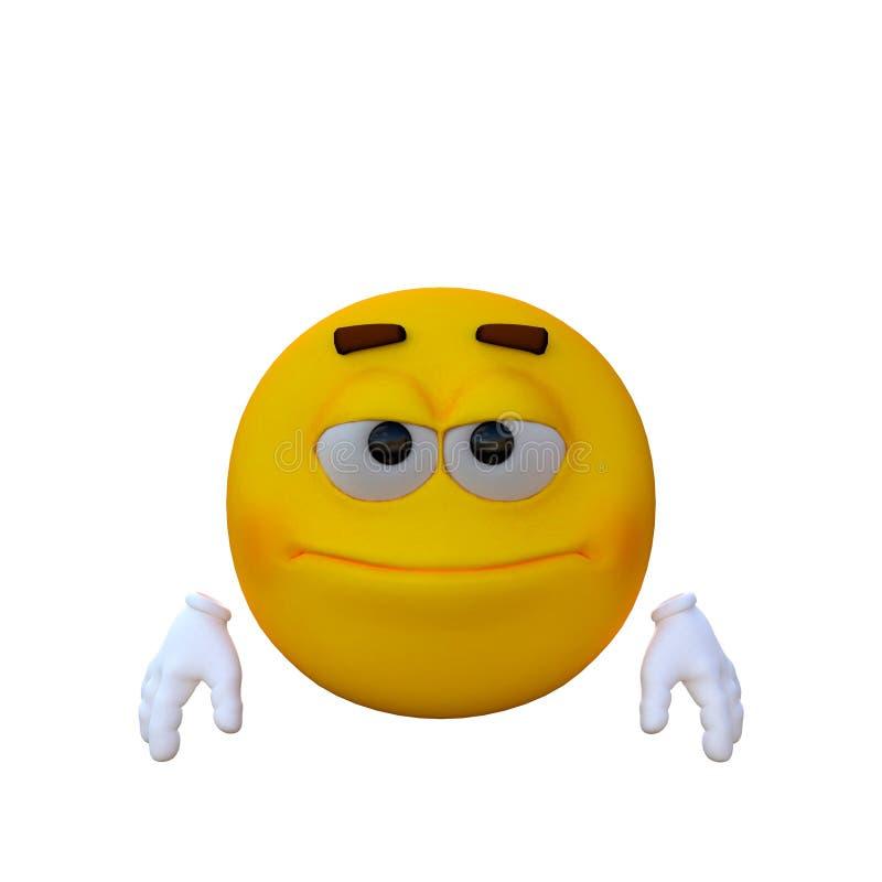 Smiley Mit Händen