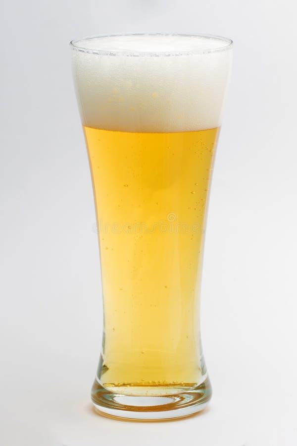 Ein Glas Bier stockfotos