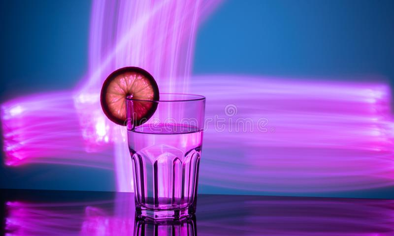 Ein Glas Sherry lizenzfreies stockfoto