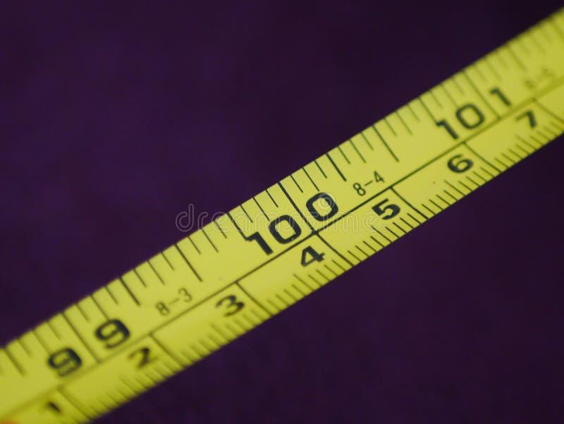 Ein Hundert Zentimeter stockfoto
