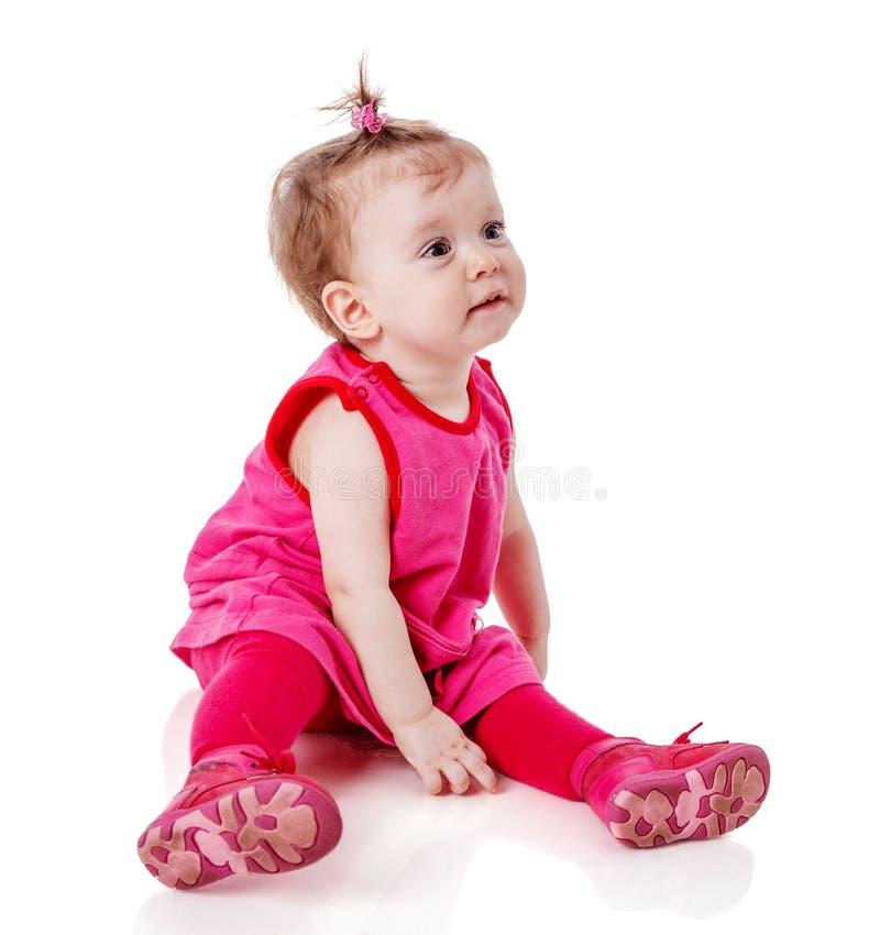 Ein Jahr-Baby stockfotos