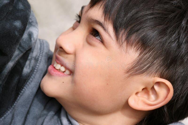 Ein Junge lizenzfreie stockfotografie