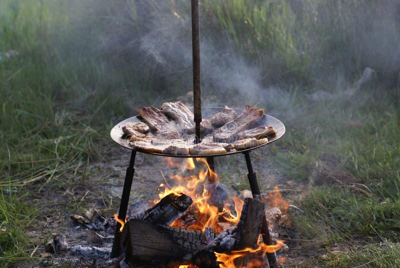 Ein köstliches Steak lizenzfreie stockbilder