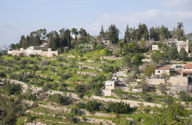 Ein Karem, Jerusalem fotos de stock