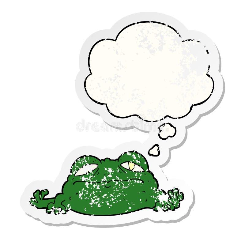 frosch stock illustrationen vektors  klipart  31955