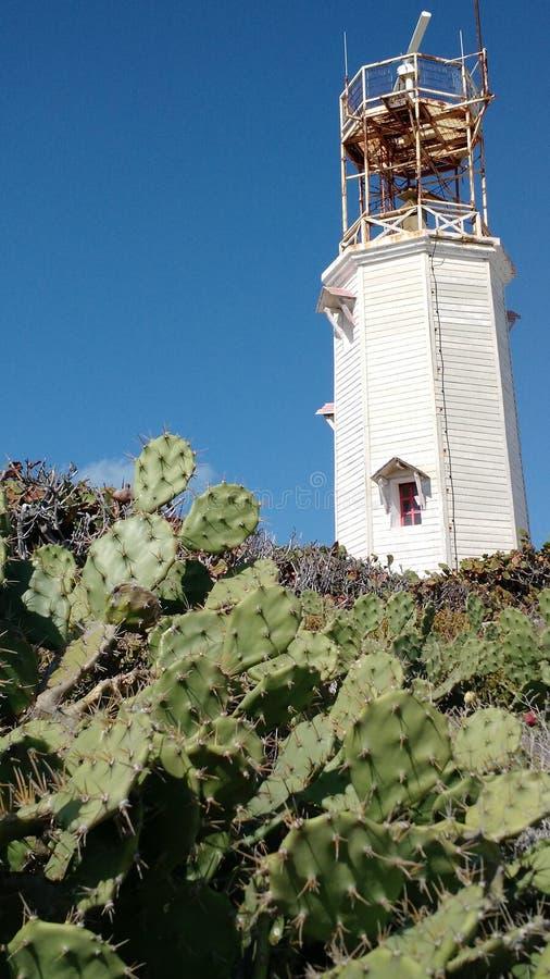 Ein Leuchtturm, zum unserer Leben zu führen stockfotos