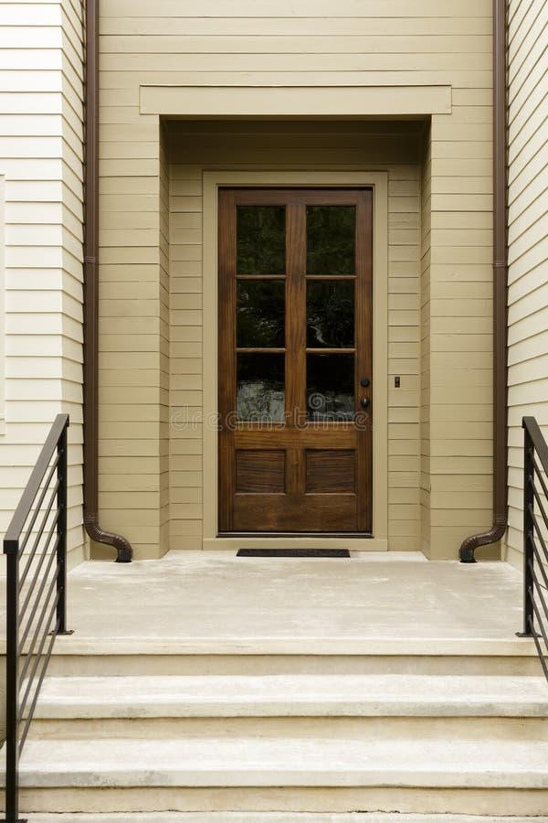 Haustür Eingang ein moderner haustüreingang stockbild bild jobsteps außen