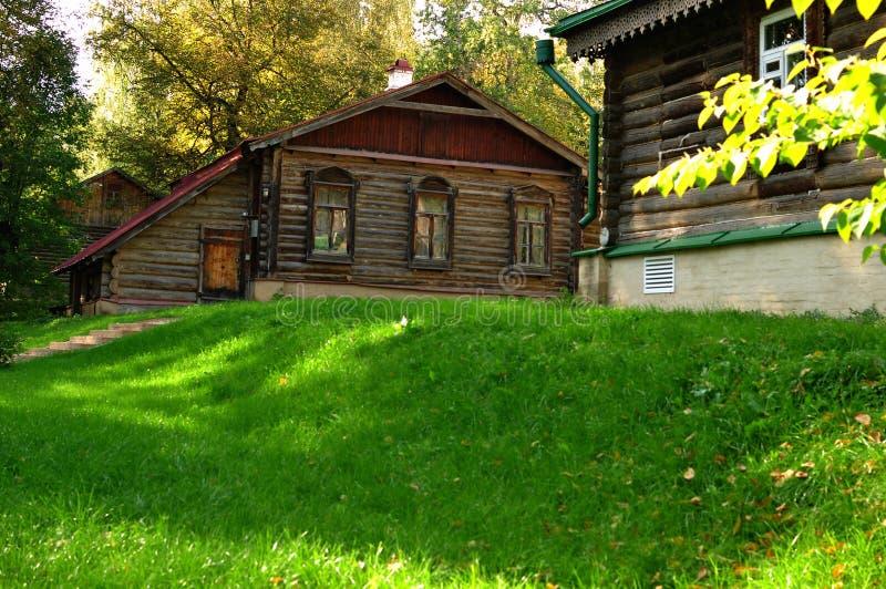 Ein Monument des russischen Altertums stockbilder