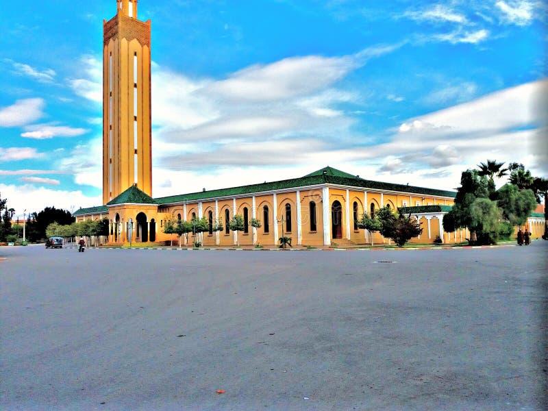 Ein mosquée Maroc lizenzfreie stockfotos