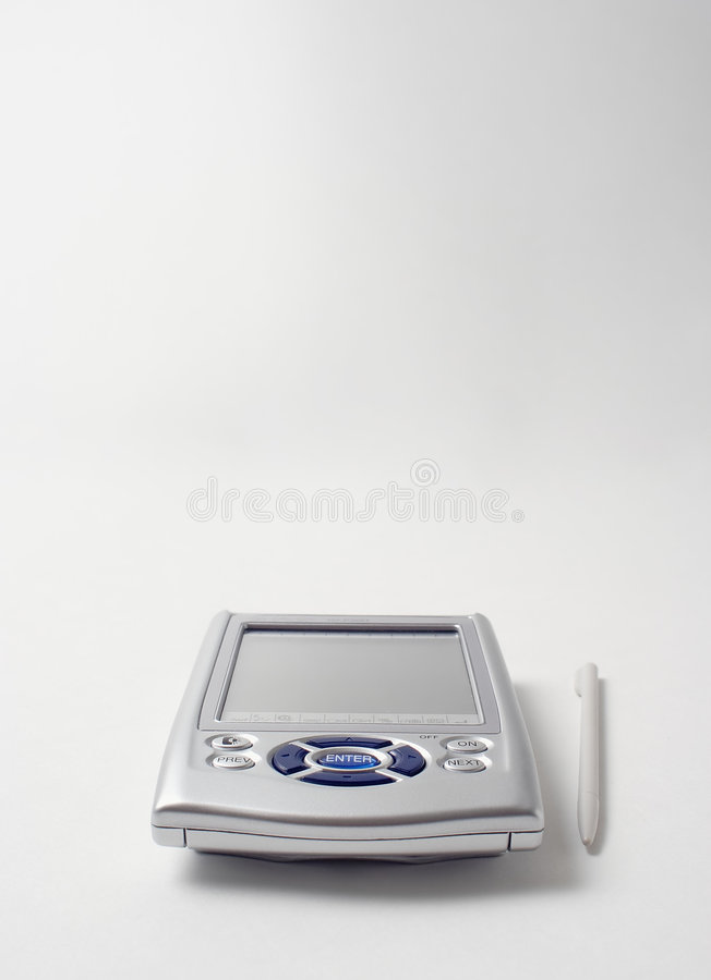 EIN PDA Lizenzfreies Stockbild