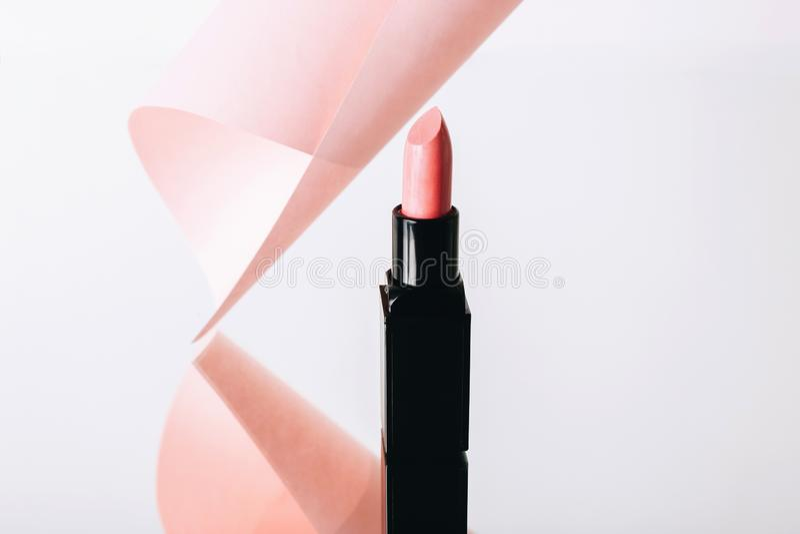 Hellrosa Lippenstift
