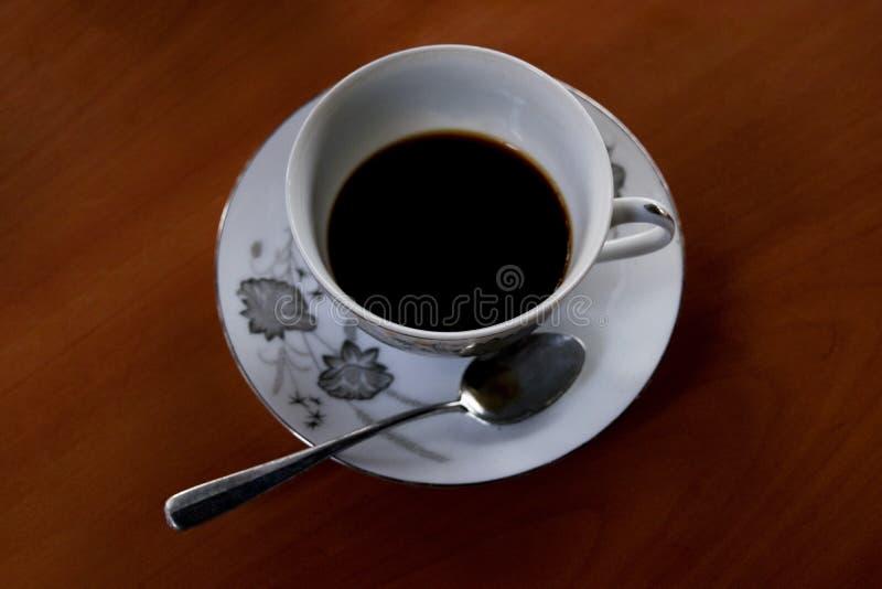 Ein Schalen-Kaffee lizenzfreies stockbild