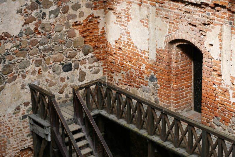 Ein Schloss stockfoto