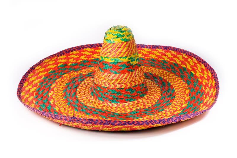Ein Sombrero stockfoto