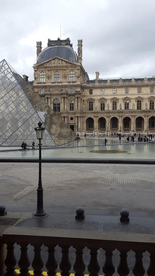 Ein Stück von Paris stockfoto