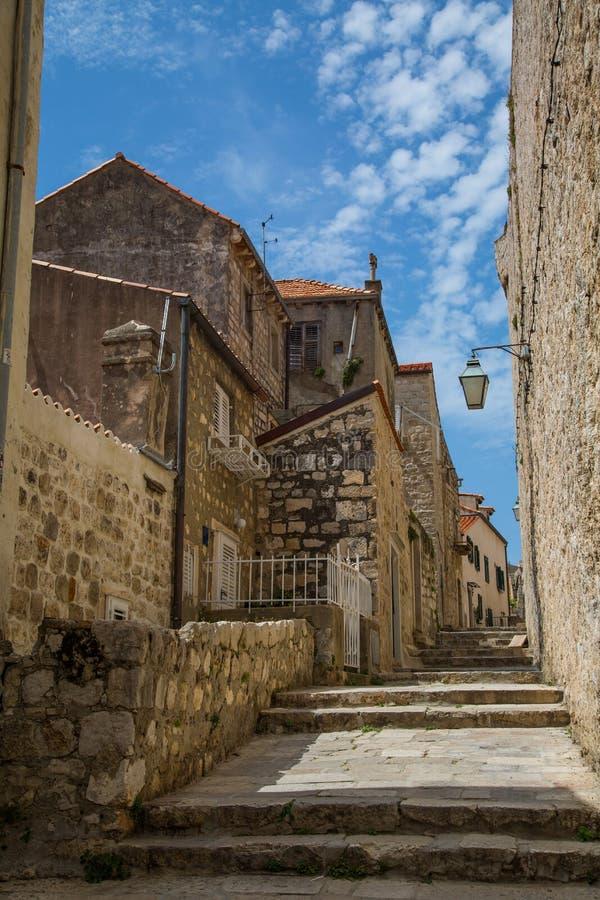 Ein Tag in Dubrovnik lizenzfreies stockfoto