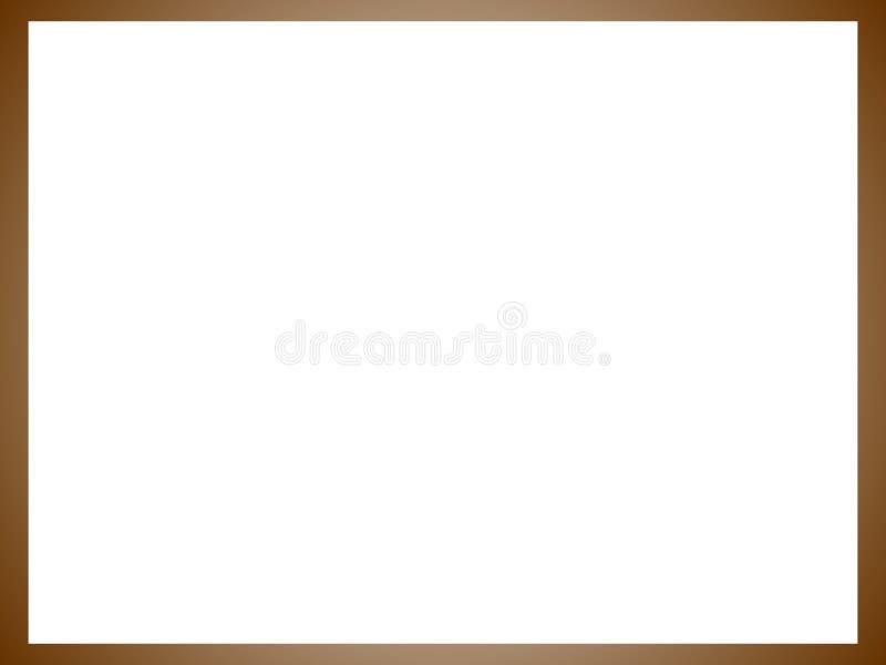 Ein weißes Brett lizenzfreie stockfotos