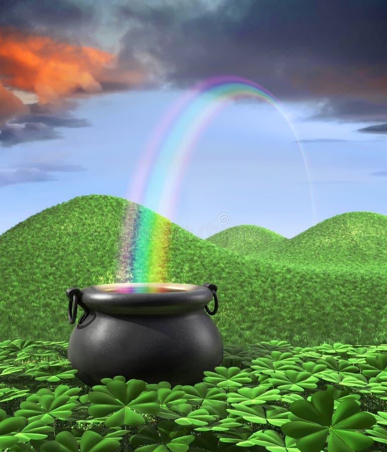 Eind van de Regenboog