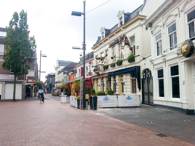 Eindhoven-Stadtzentrum lizenzfreie stockfotografie