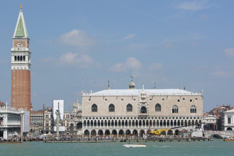 Eine Ansicht von San Marco - Venedig - Italien stockfotos