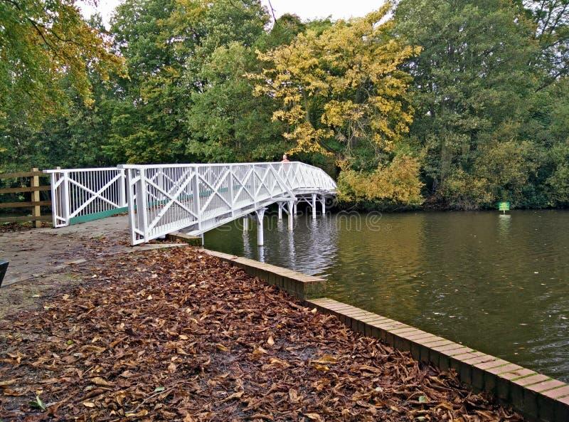 Eine Brücke zu weit lizenzfreie stockfotos