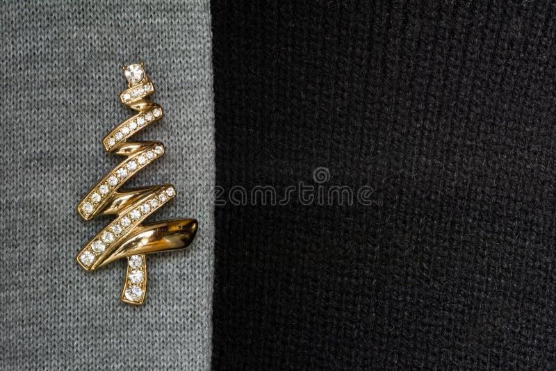 Eine Diamant- und Goldahle lizenzfreie stockfotografie