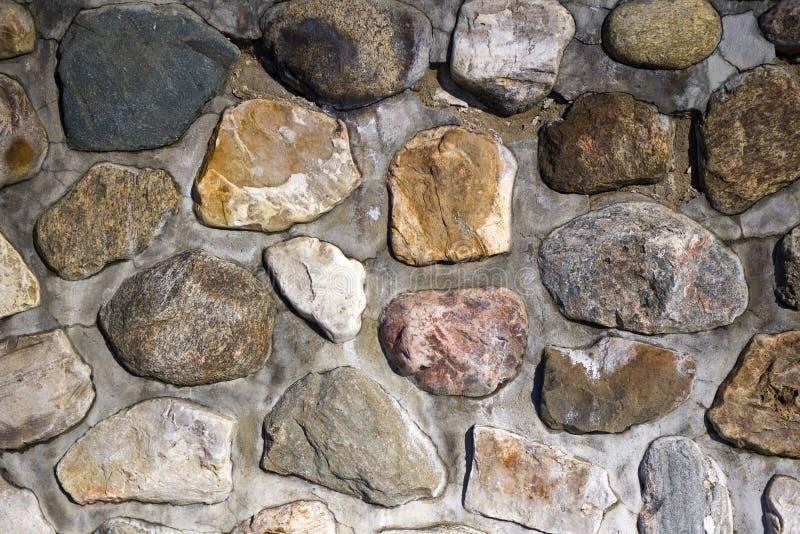 Eine Felsenwand stockbild