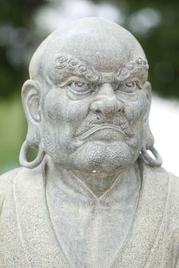 Eine Formung des Mönchs lizenzfreies stockfoto
