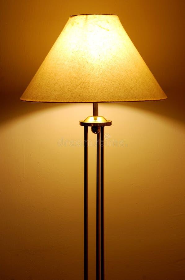 Eine Lampe lizenzfreie stockfotos