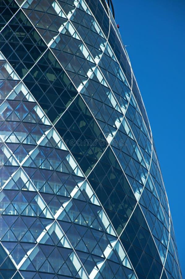 Eine London-Essiggurke stockfoto