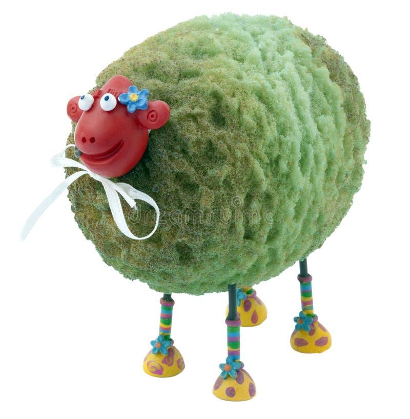Lokalisierte Schafe stockbilder