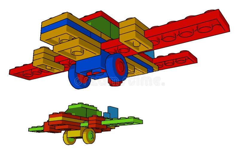 Eine Quelle für Unterhaltungsvektor oder Farbillustrierung vektor abbildung