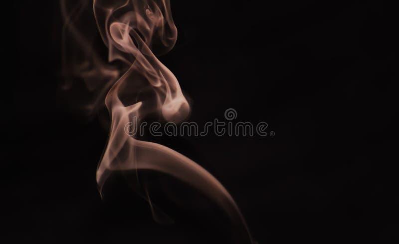 Eine Rauch-Fotografie lizenzfreies stockbild