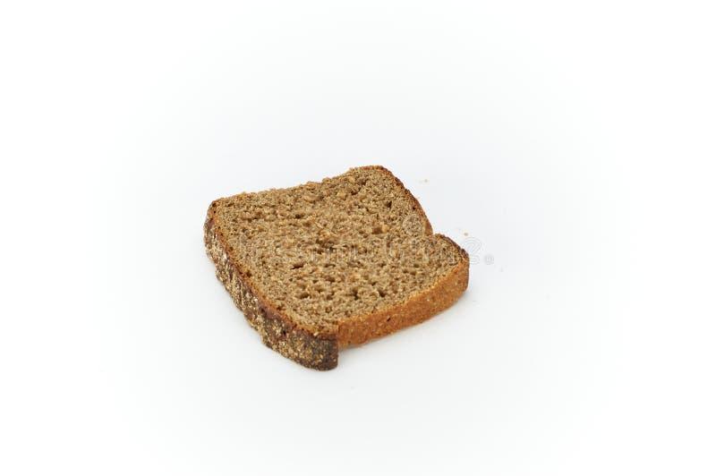 Eine Scheibe von Graham-Brot stockbild