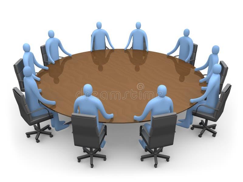 Eine Sitzung haben vektor abbildung