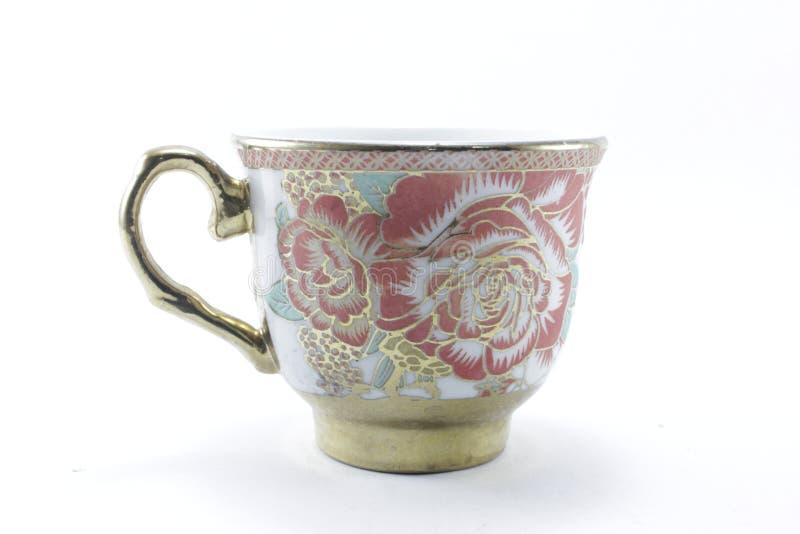 Eine Tasse Tee, Kaffee lizenzfreie stockfotos